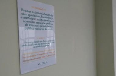 Hospital São Donato abre espaço para exposições